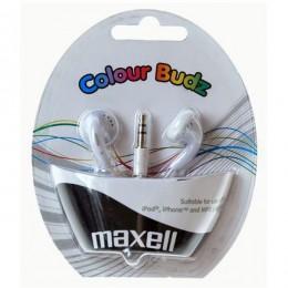 Maxell Stereo colour slušalice bijele