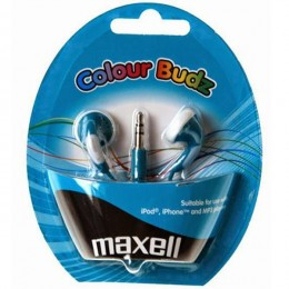 Maxell Stereo slušalice plave