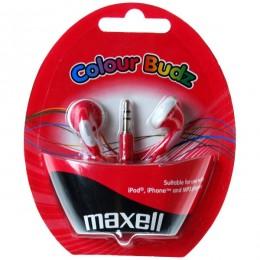 Maxell Stereo slušalice crvene