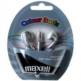 Maxell Stereo slušalice srebrne