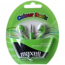 Maxell Stereo slušalice zelene