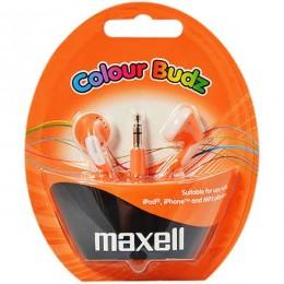 Maxell Stereo slušalice orange