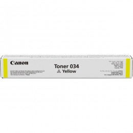 Canon Toner 034Y Žuti (9451B001AA)