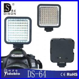 Dison LED video rasvjeta 64 diode
