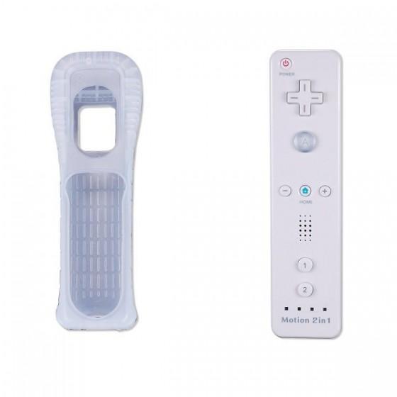 Nintendo Wii Remote kontroler + Motion Plus, bijeli