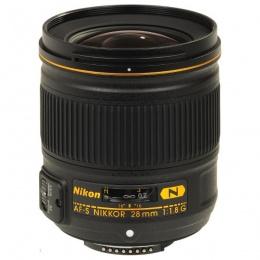 Nikon Objektiv 28mm f/1.8G AF-S