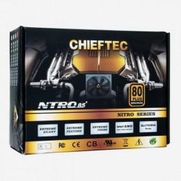 Chieftec Nitro 85+ 350 W, BPS-350S, retail