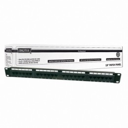 Digitus patch panel 24 port Cat6, DN-91624U