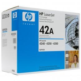 HP toner Q5942A (42A) Black