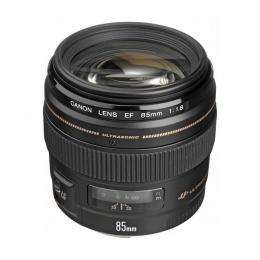 Canon objektiv EF 85mm f/1.8 USM