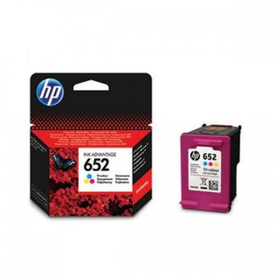 HP tinta F6V24A (No.652) Color