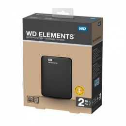 WD Externi 2TB Elements Portable WDBU6Y0020BBK 2,5, USB 3.0