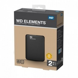 WD Externi 2TB Elements Portable. WDBU6Y0020BBK. 2,5, USB 3.0
