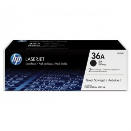 HP toner CB436A (36A) Black