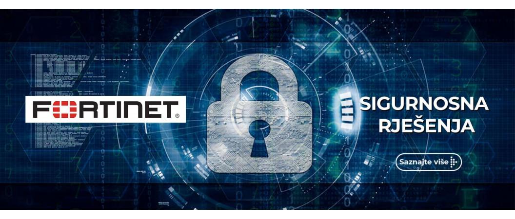 Sigurnosna rješenja Fortinet
